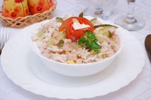 салат гусарский фото рецепт