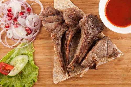 -50% на меню в ресторане привал охотника лучший шашлык в приморском районе!