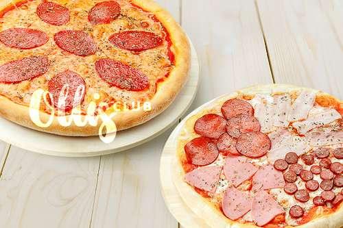 пицца оллис в рыбацком меню