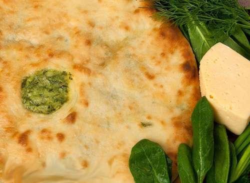 Осетинские пироги рецепты пошагово со шпинатом