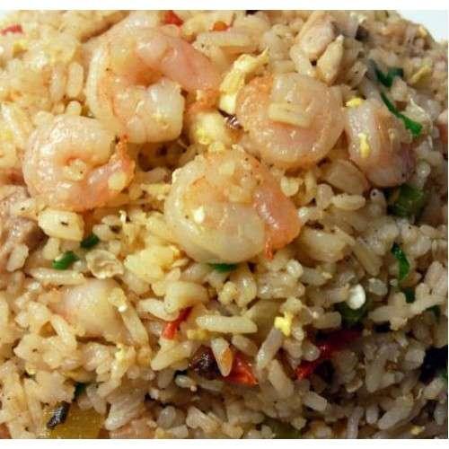 Рис с креветками рецепт с фото