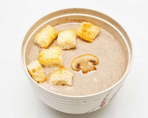 крем суп из шампиньонов рецепт с фото