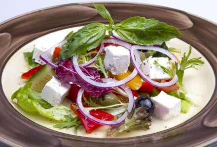 Рецепты салата греческий с фото