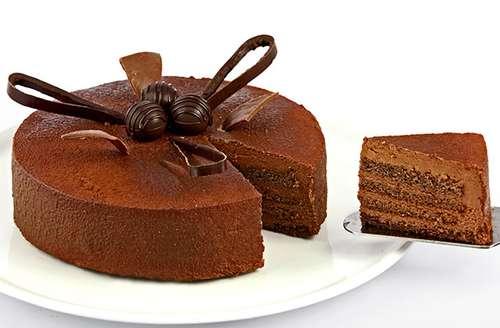 Шоколадный бархат рецепт торта