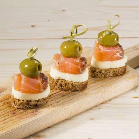 Канапе с оливками сыра рецепты 124