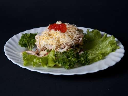 салат морская жемчужина фото