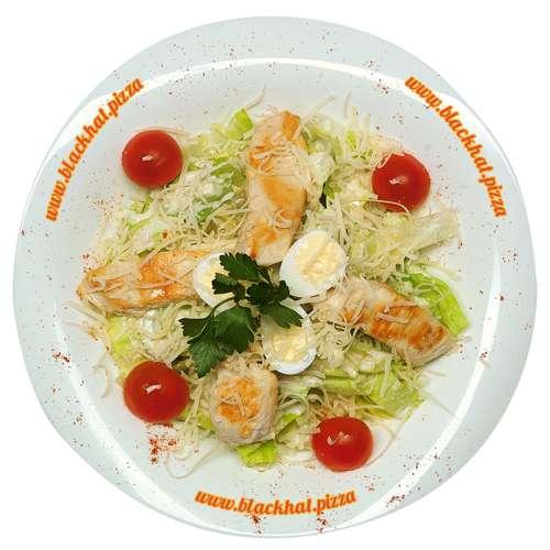 Ресторан салат цезарь рецепт