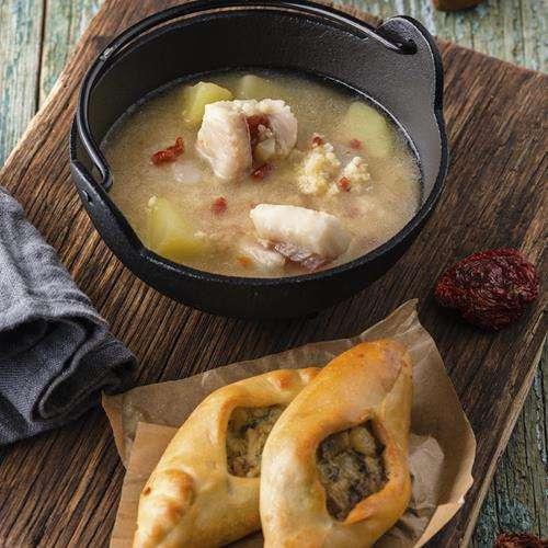 Если хотите получить более постное блюдо, то лучше приготовить суп из речного окуня.