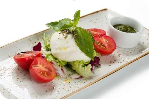 холодные закуски с фотографиями для ресторана рецепты