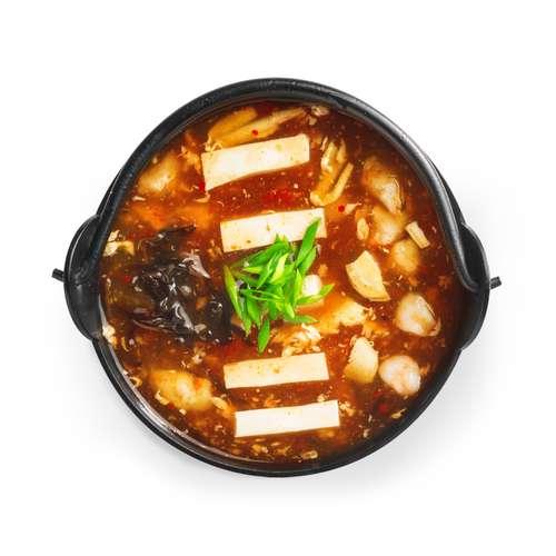 Как приготовить суп сэке тадзуке как в тануки
