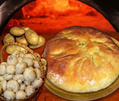 Осетинские пироги рецепт с фото с картошкой