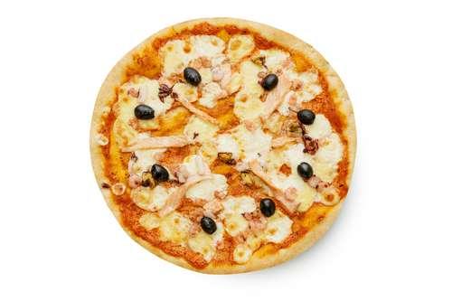 Пицца морская рецепт с фото