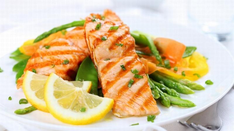 здоровая еда видное