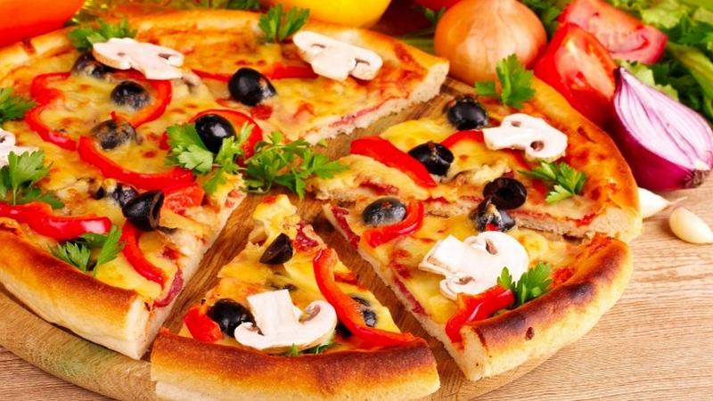 Доставка еды в Звенигород на заказ