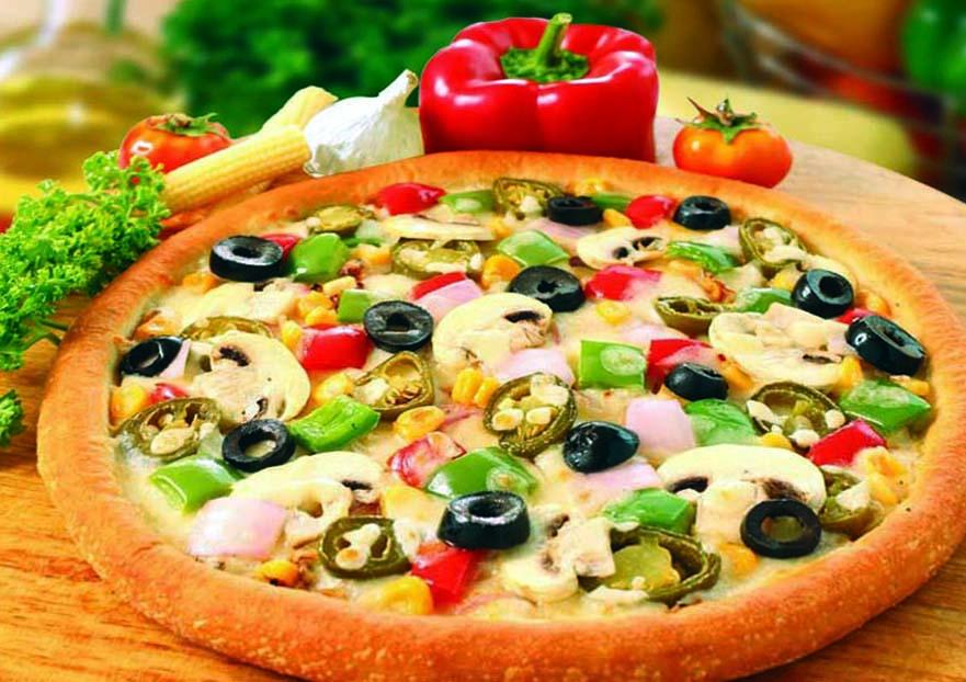 Доставка пиццы в Краснознаменск на заказ