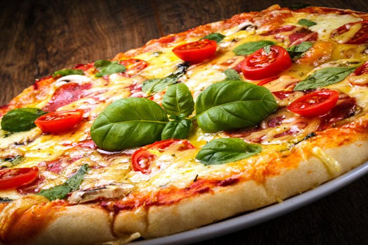 Доставка пиццы в Новокузнецк на заказ
