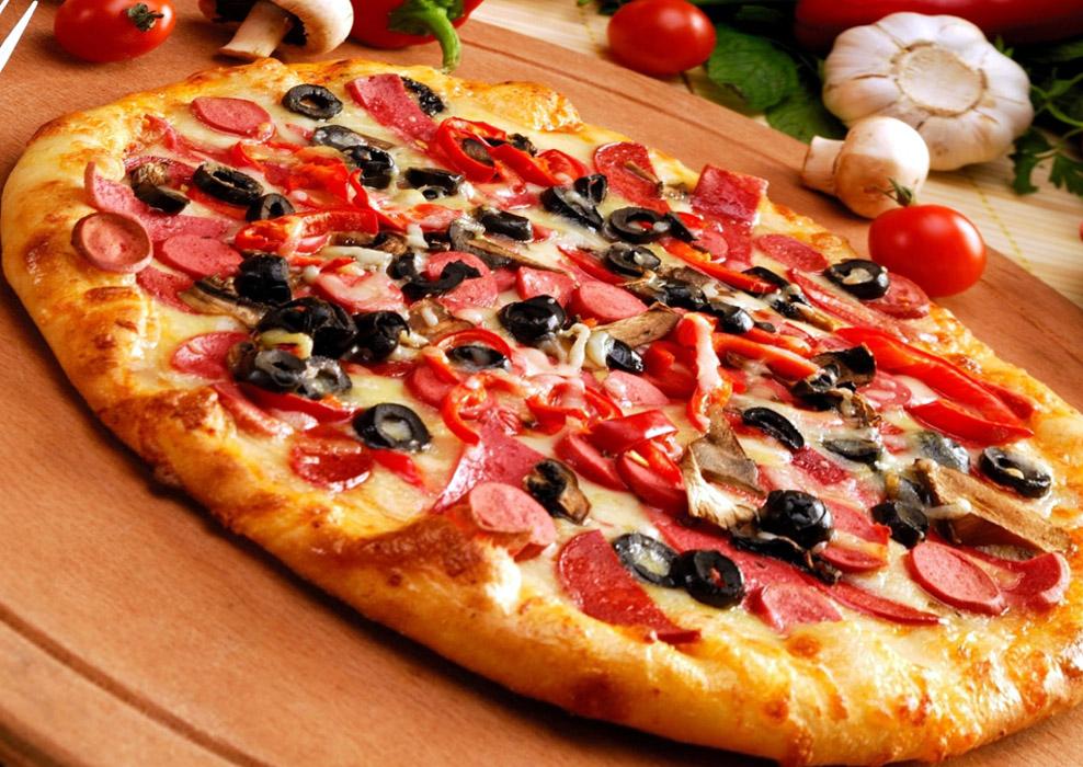 Доставка пиццы в Щербинка на заказ