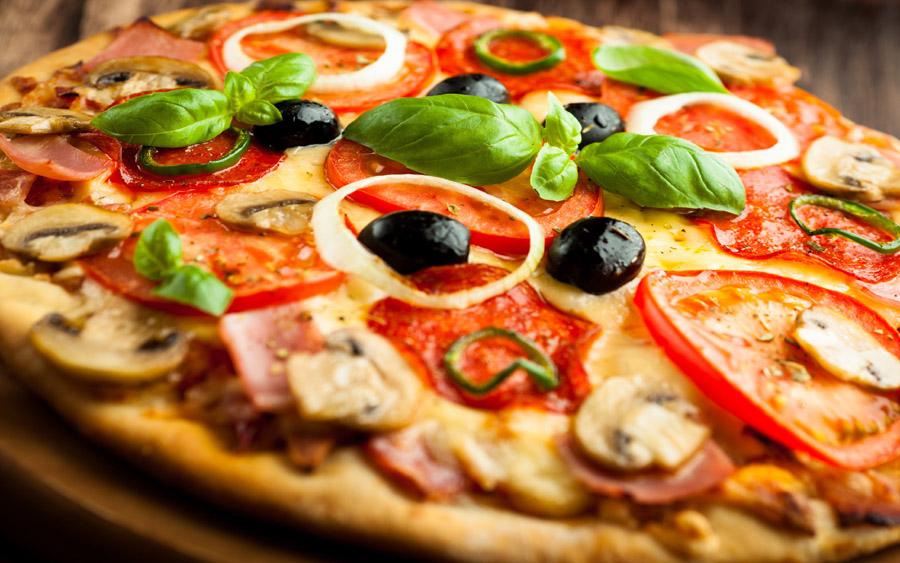 Доставка пиццы в Сургут на заказ
