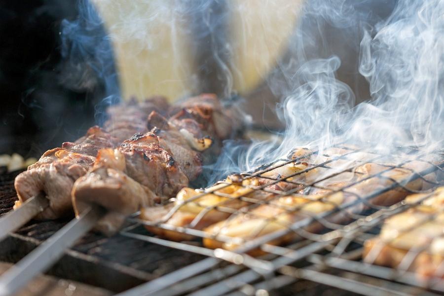 Доставка горячего шашлыка в Балашиха на заказ