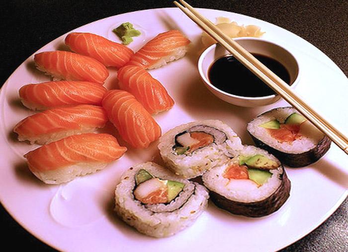 Доставка суши в Бронницы на заказ