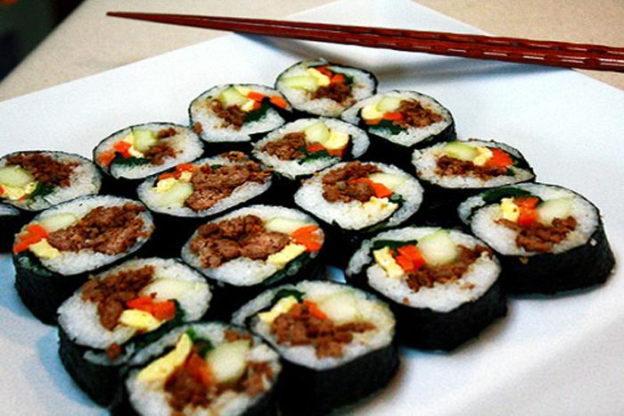 Доставка суши в Дзержинский на заказ