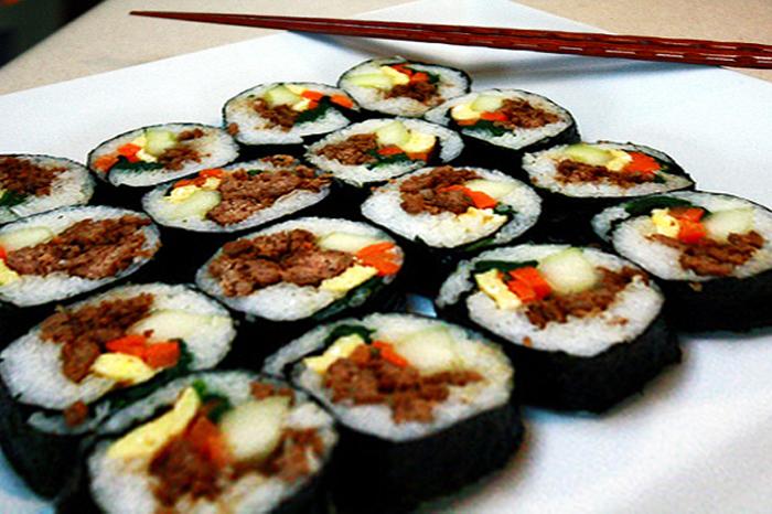 Доставка суши в Капотня на заказ