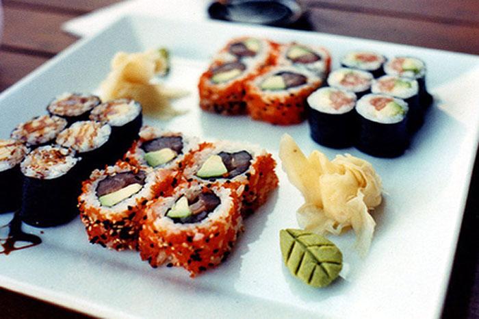 Доставка суши в Кожухово на заказ