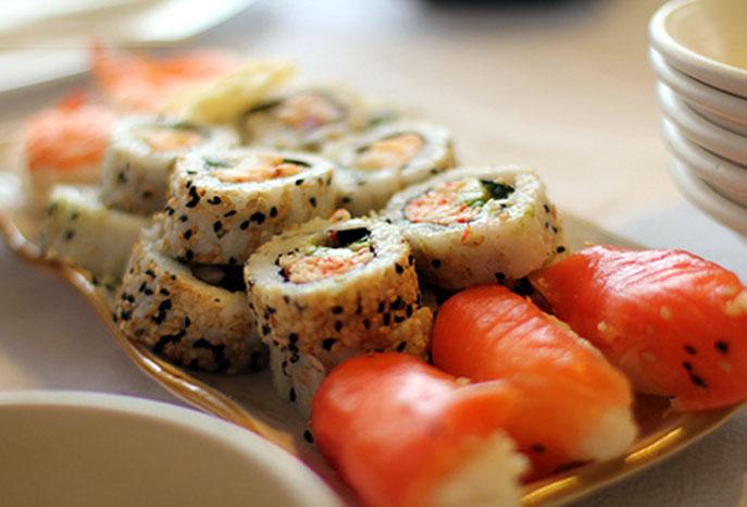 Доставка суши в Краснознаменск на заказ