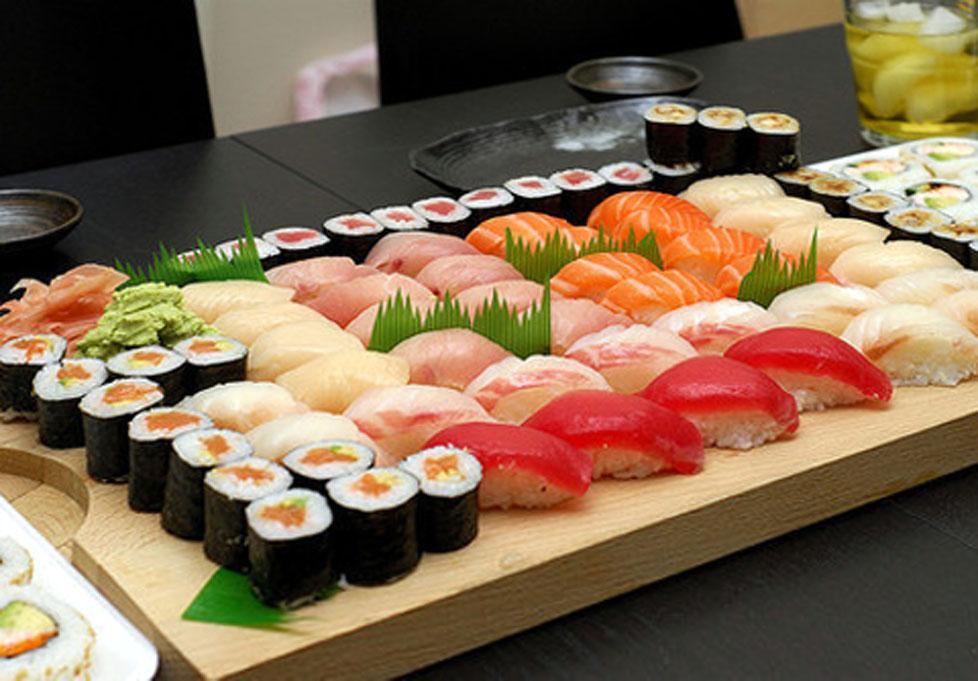 Доставка суши в Лыткарино на заказ