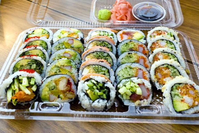 Доставка суши в Реутов на заказ