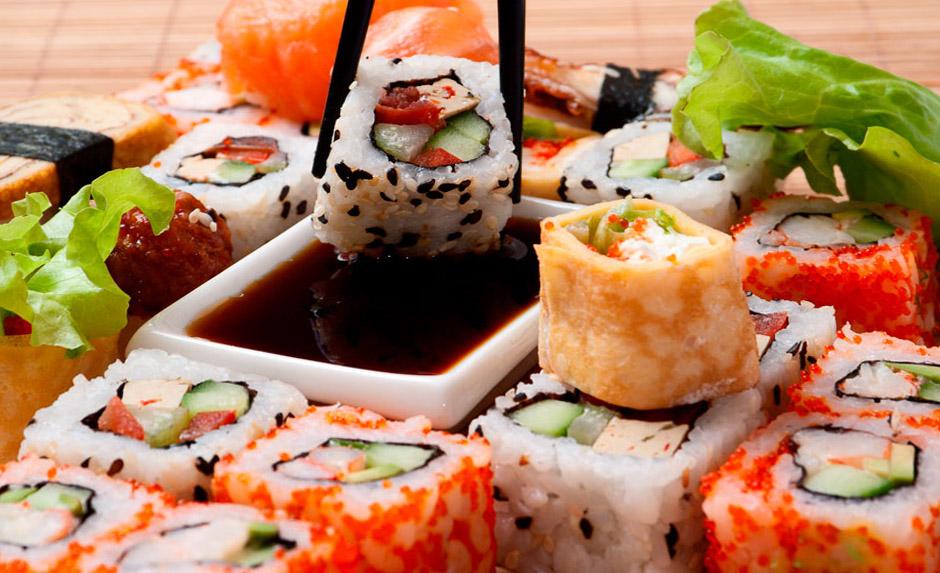 Доставка суши в Сочи на заказ