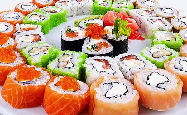 Доставка суши в Сургут на заказ