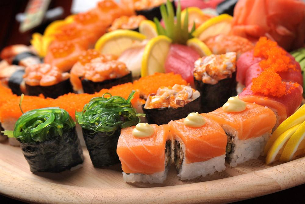 Доставка суши в Томск на заказ