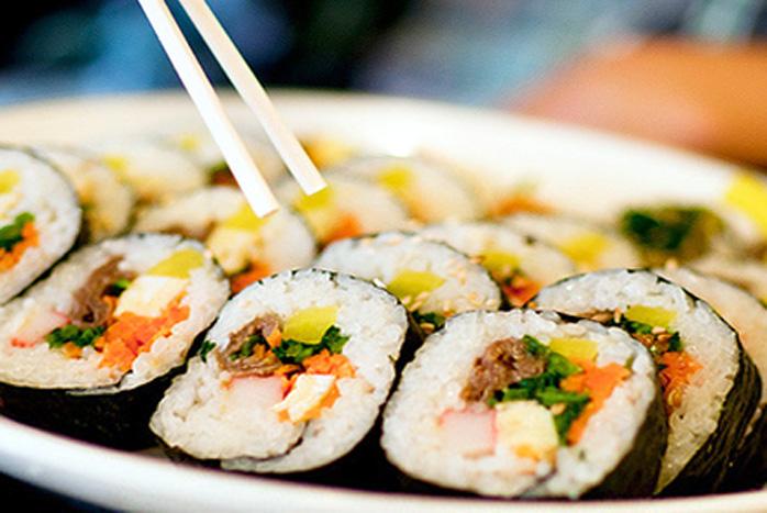 Доставка суши в Юбилейный на заказ