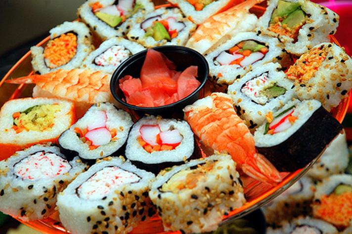 Доставка суши в Звенигород на заказ