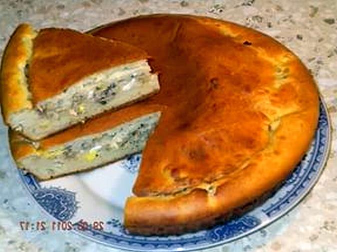 Доставка пирогов в Красногорск на заказ