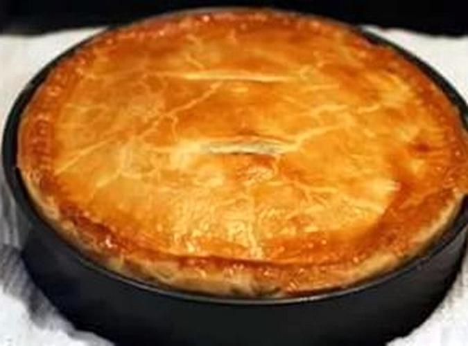 рецепт пирога сметанника в духовке с фото