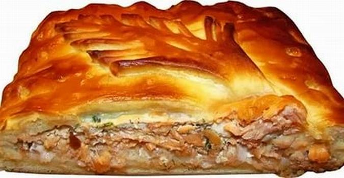 Доставка пирогов в Бронницы на заказ