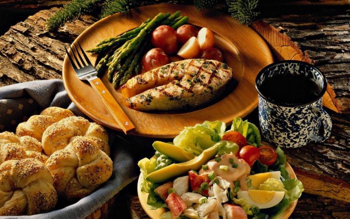 Ужин профи в кулинарии