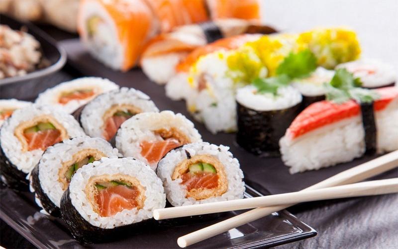 Доставка суши в новосибирске на заказ