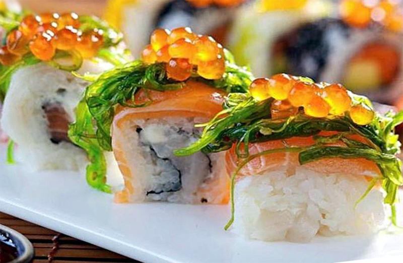 Доставка суши в нижнем новгороде на заказ