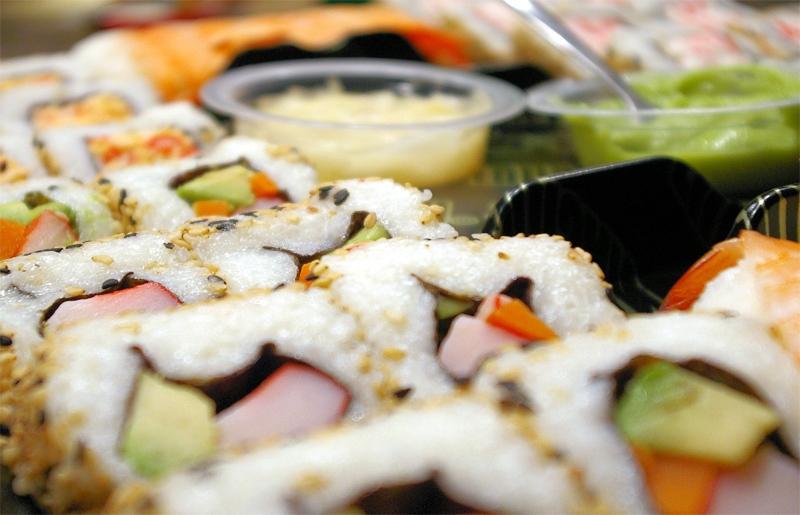 Доставка суши в пензе на заказ