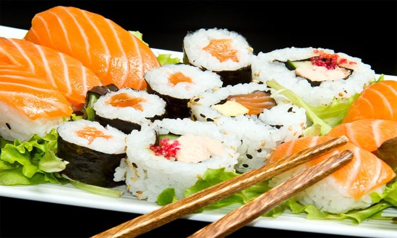 Доставка суши в орле на заказ