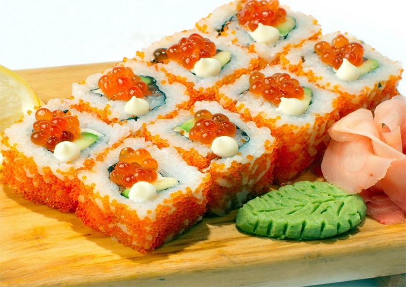 Доставка суши в одинцово на заказ
