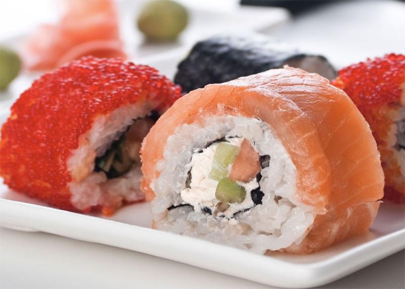Доставка суши в омске на заказ