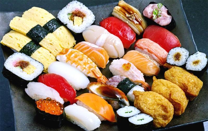 Доставка суши в пушкино на заказ