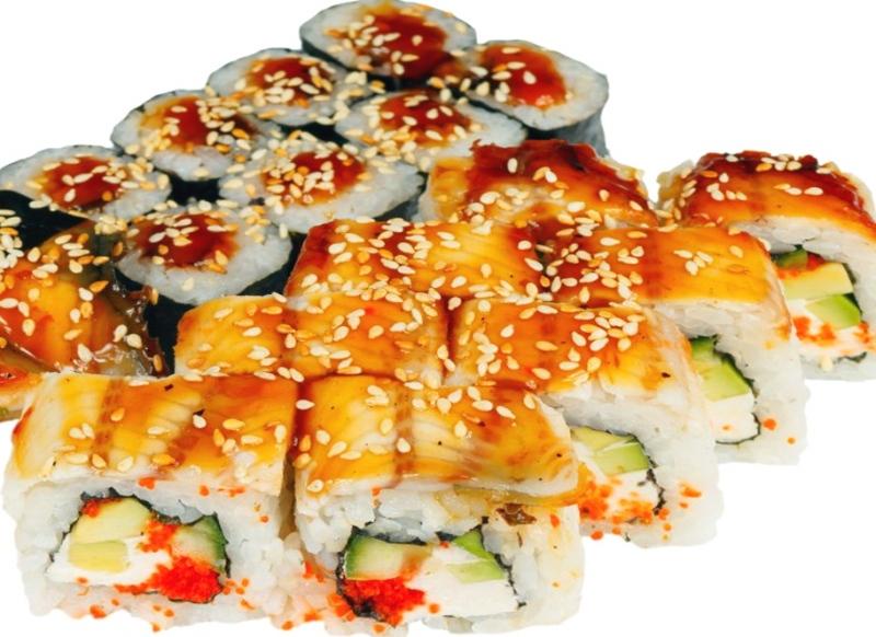 Доставка суши в оренбурге на заказ