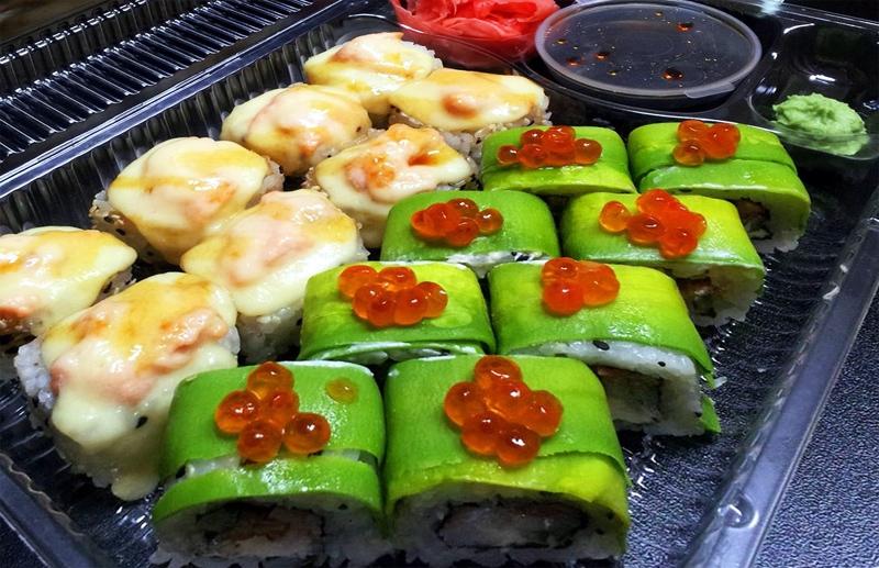 Доставка суши в перми на заказ