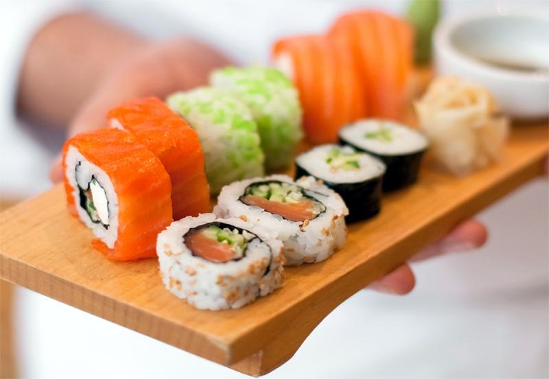 Доставка суши в подольске на заказ