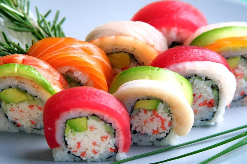 Доставка суши в раменском на заказ